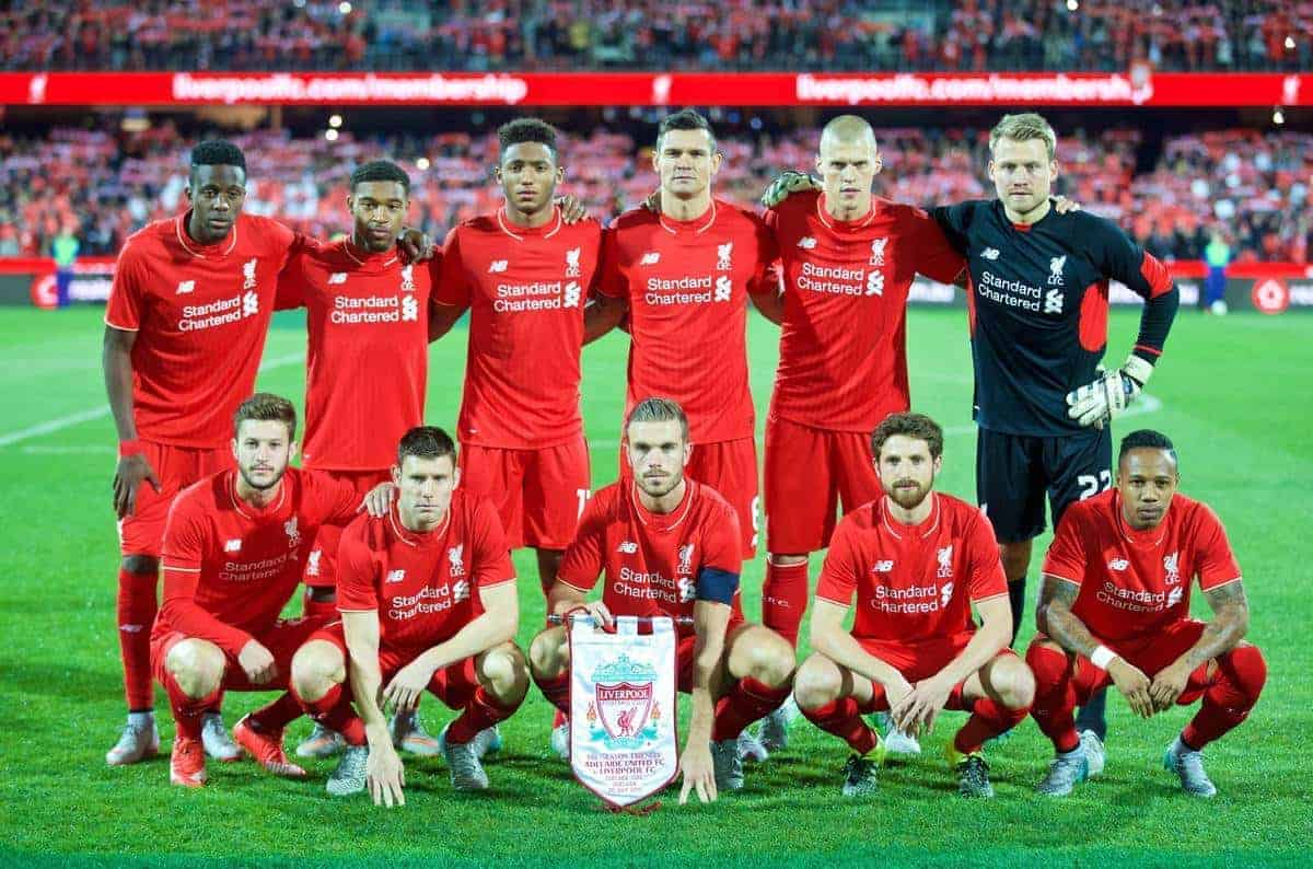 Real Madrid Wallpaper Full Hd Adelaide United 0 2 Liverpool Player Ratings This Is