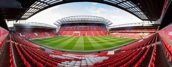 Lebron James Quotes Wallpaper Anfield Stadium This Is Anfield
