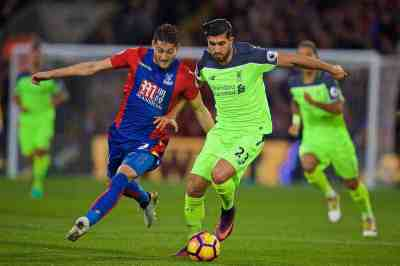 LIVE: Crystal Palace vs. Liverpool - Follow the Reds' Premier League match here