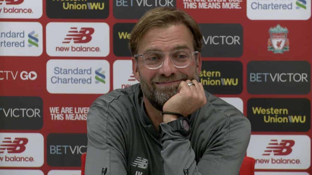 Watch Jurgen Klopps Press Conference Ahead Of Chelsea Vs