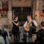Agnew McAllister Duo Play Piazzolla