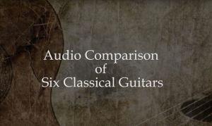 Jeff Sigurdson -guitar comparison