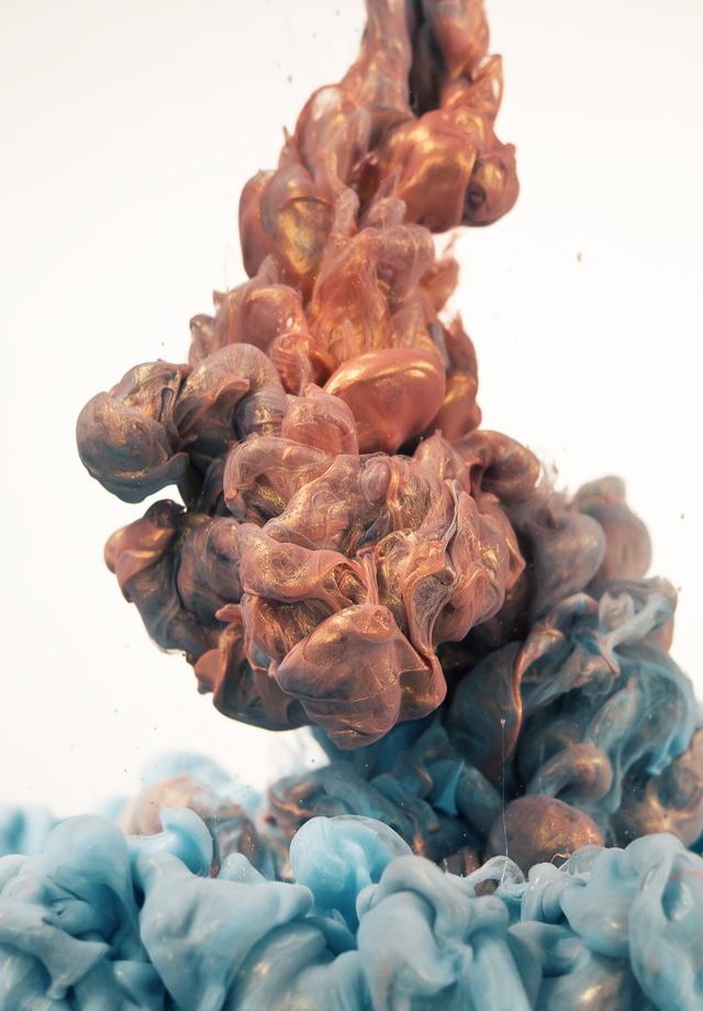 Wood Wallpaper Hd Glittering Metallic Ink Clouds Photographed By Albert