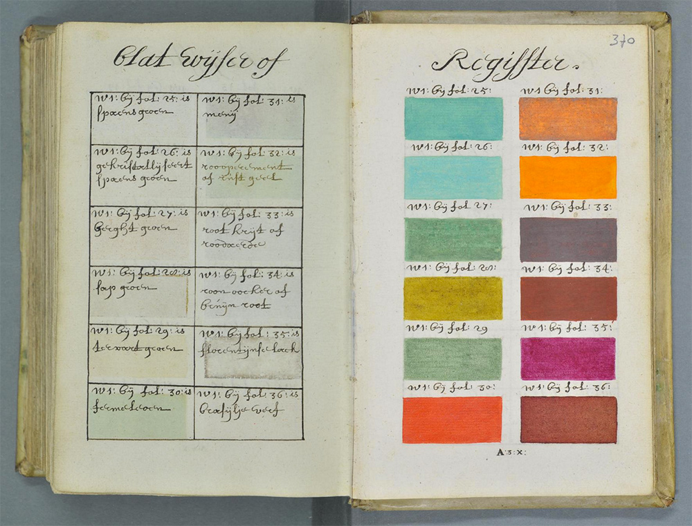 271 Years Before Pantone, an Artist Mixed and Described Every Color