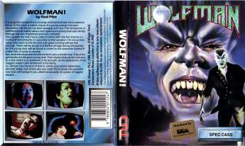 Wolfman cover
