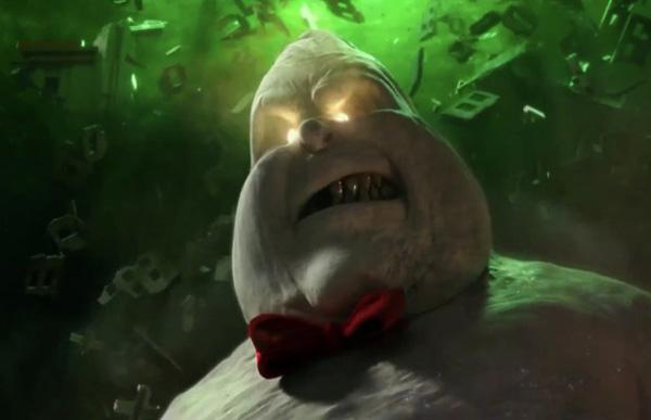 Ghostbusters Rowan