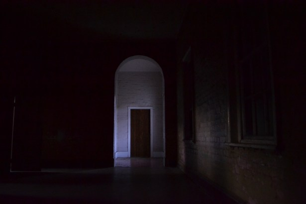 Alone in the Haunted Asylum - Interior