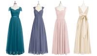 Bridal Party Dresses Plus Sizes