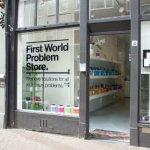 first world problem store