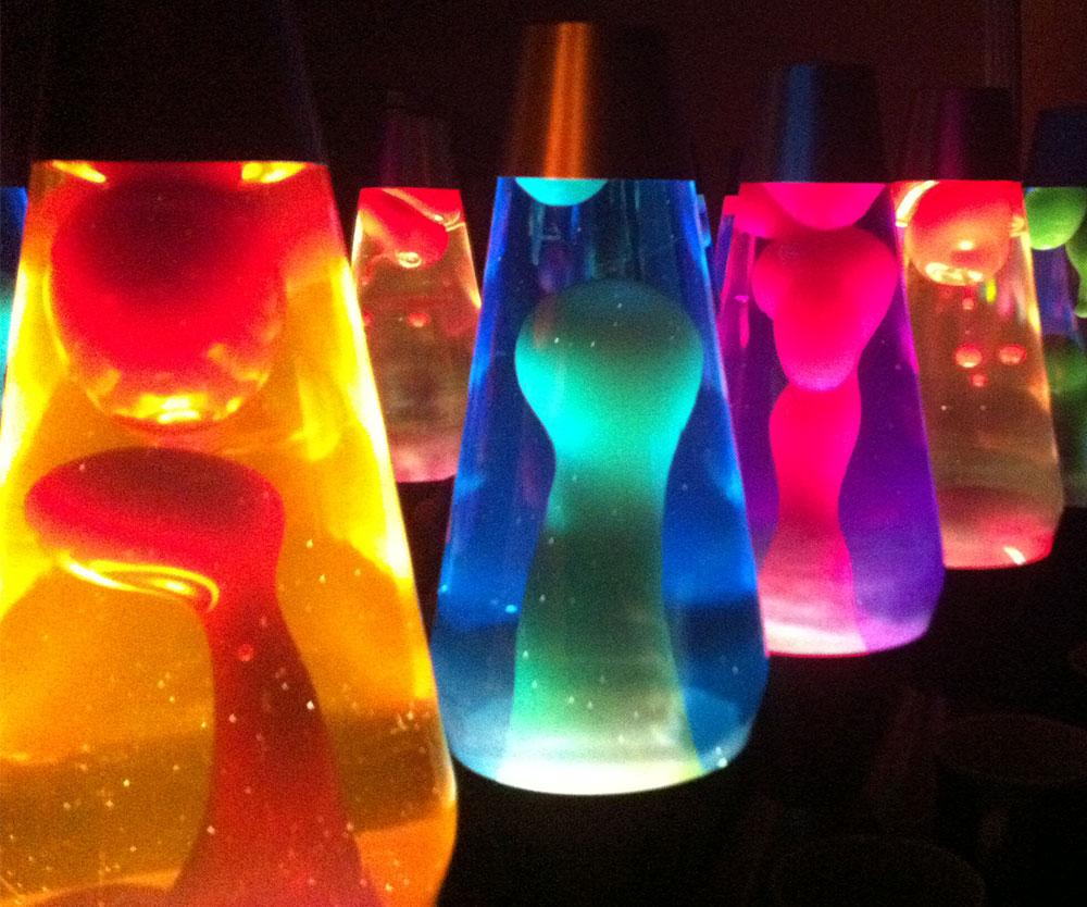 The Lava Lamp Recipe Dishmaps
