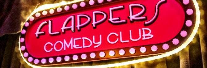 Flappers Comedy Club – Something Funny in Burbank