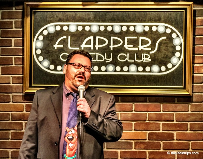 20140614 022454000 iOS Flappers Comedy Club   Something Funny in Burbank