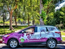 Los Angeles ZipCar – Zipping From Sight to Sight