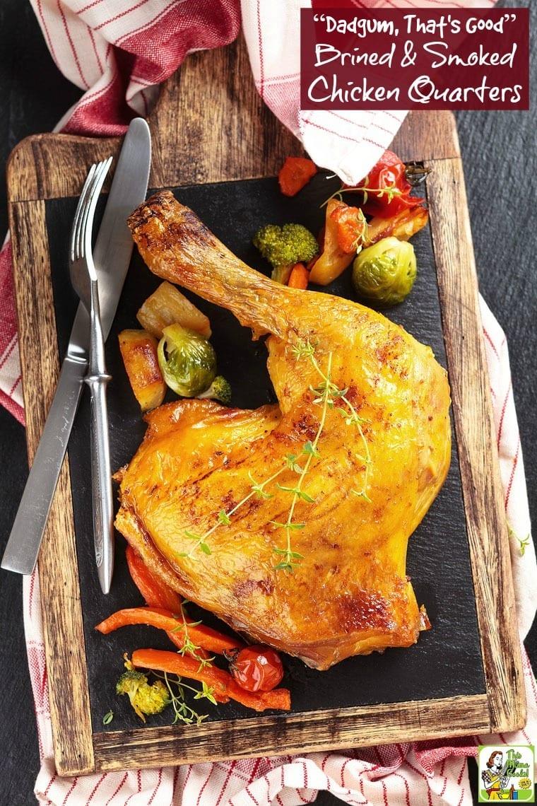 Large Of Chicken Brine Alton Brown