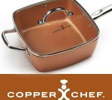 Copper Chef: A New Way to Cook @Copper_Chef