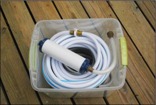 Clean Camping Water Hoses