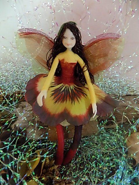 Handmade Fairy Family \u2013 Karou She Has Magic Boots To Stand And