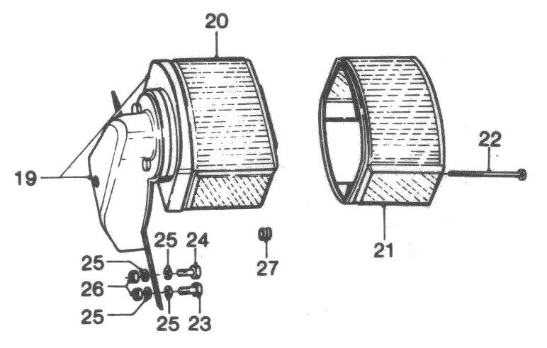 moto guzzi t3 wiring harness