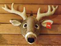 stuffed animal wall mounts - Design Decoration