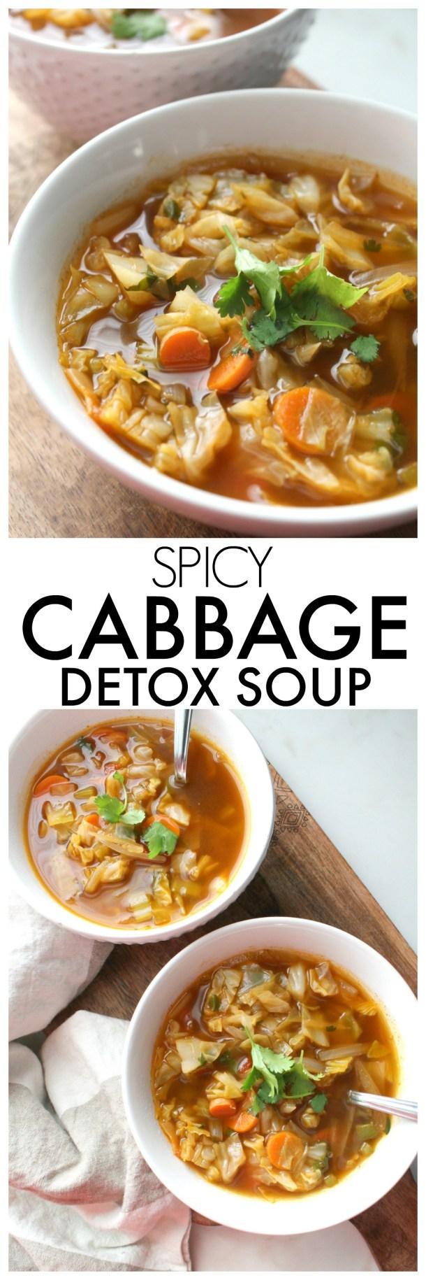 Rainbow Vegetable Soup Recipe
