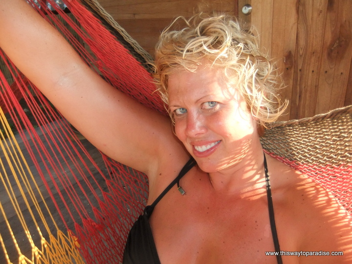 Valen Dawson at the Castaway Resort, Koh Lipe www.thiswaytoparadise.com