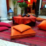 Feeling At Home At Riad Boussa in Marrakesh, Morocco