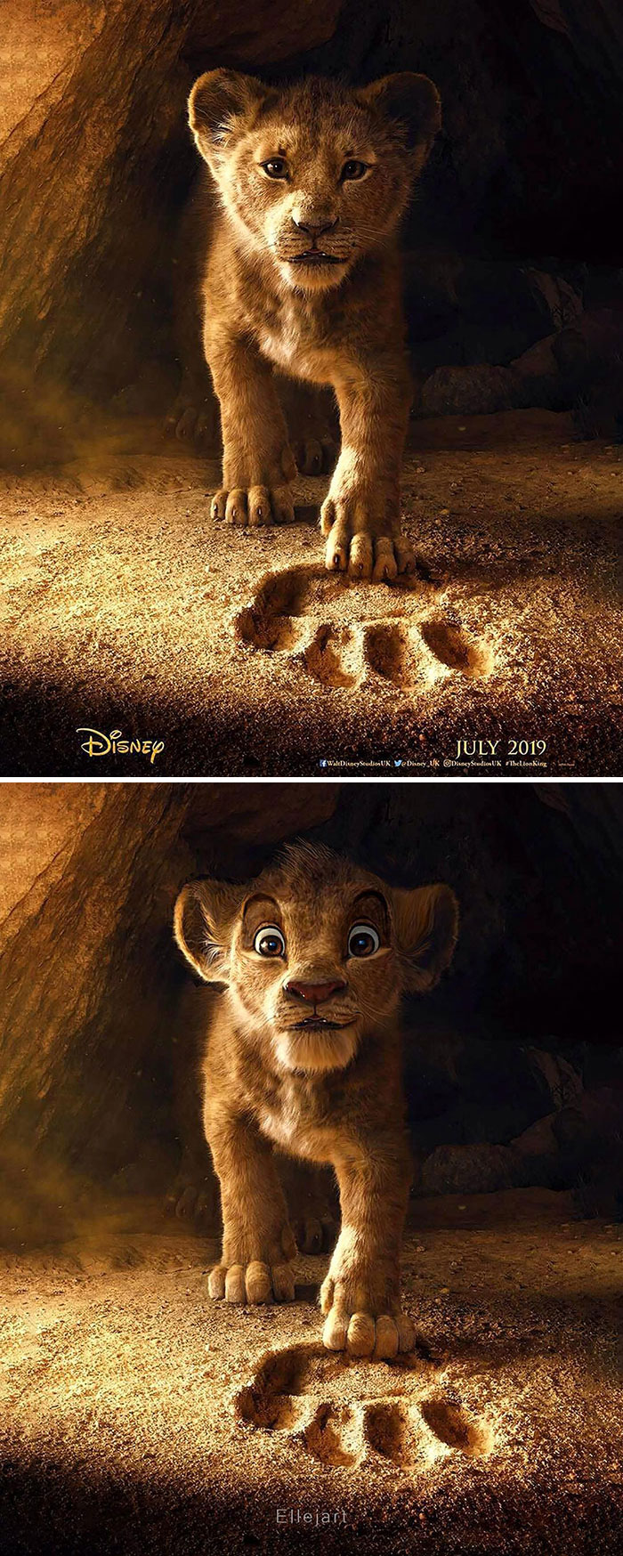 cast of the lion king movie 2019 preview of kuwtk