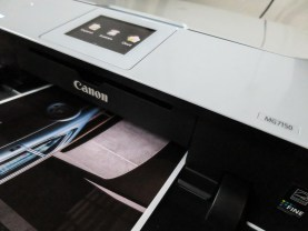 Im Test... Canon Pixma MG7150