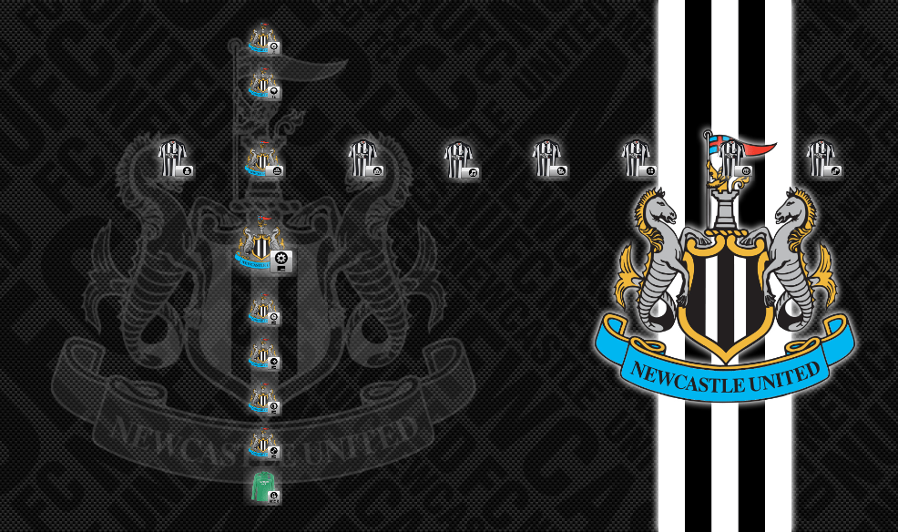 English Premier League Logo Wallpapers 2011 Football Soccer Photos Awesome Newcastle United Wallpaper That Will Revitalize Any Desktop 986x584