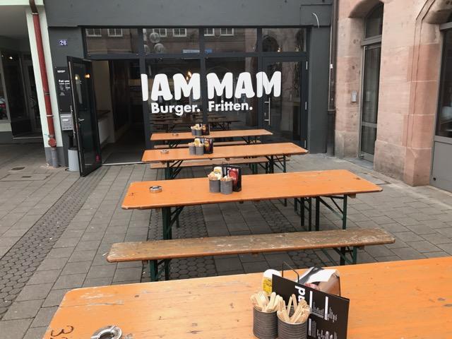 Mam Mam Burger Nürnberg
