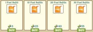 Benzin als Effizienzsteigerung