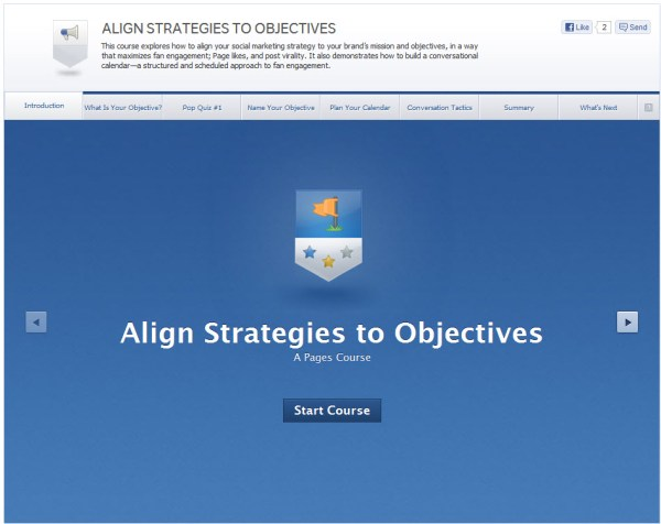Align Strategies to Objectives - Introduction