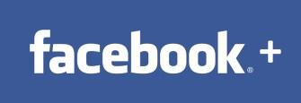 Das neue Facebook Plus Logo