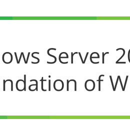 Best of Windows Server 2016 Webinar