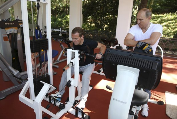moving to russia gym