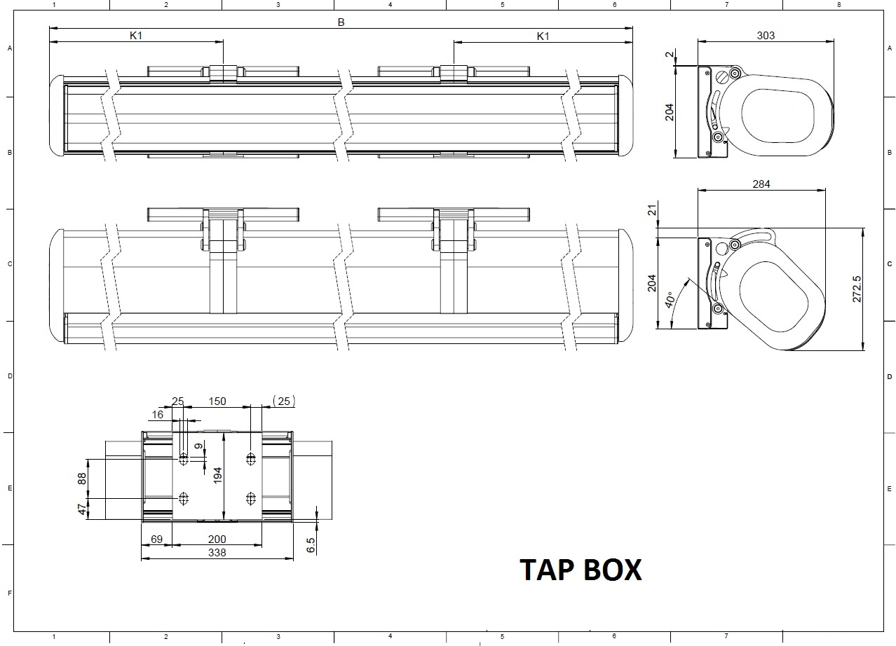 Cad Drawings Awnings Of Hollywood