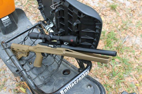 Rimfire Suppressors Thompson Machine