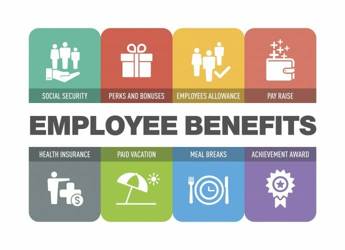 Employee benefit packages