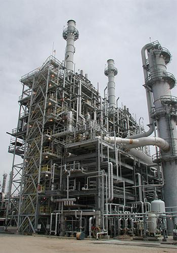 Ethylene Furnaces Industrial Plant Services Thorpe Plant