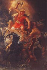 Thor & Mjölnir