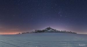 Desenberg im Winter.