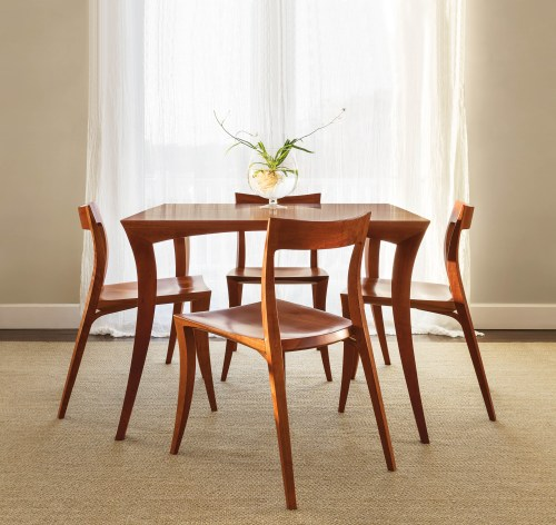 Medium Of Wooden Dining Chairs