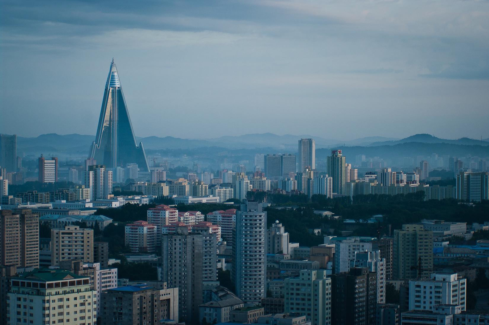Funny Fall Wallpaper Ryugyong Hotel Pyongyang North Korea Thought Rot