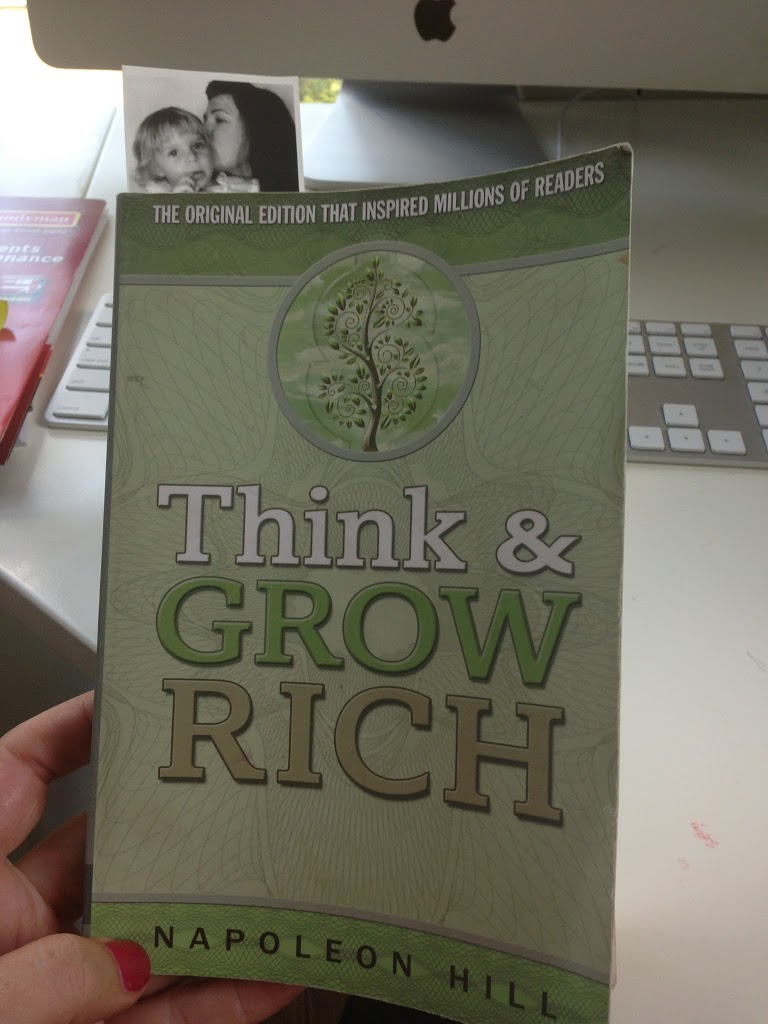 Think and Grow Rich... Is It Working?