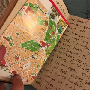 Travel Journal: On my way to Italy #SingleMomGlobetrotter