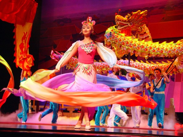 Acrobats Of China Open
