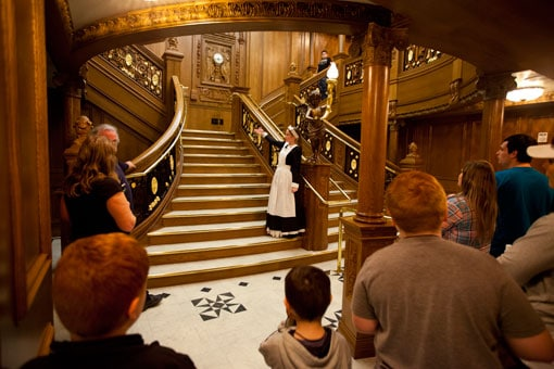Titanic-Museum-Grand-Staircase