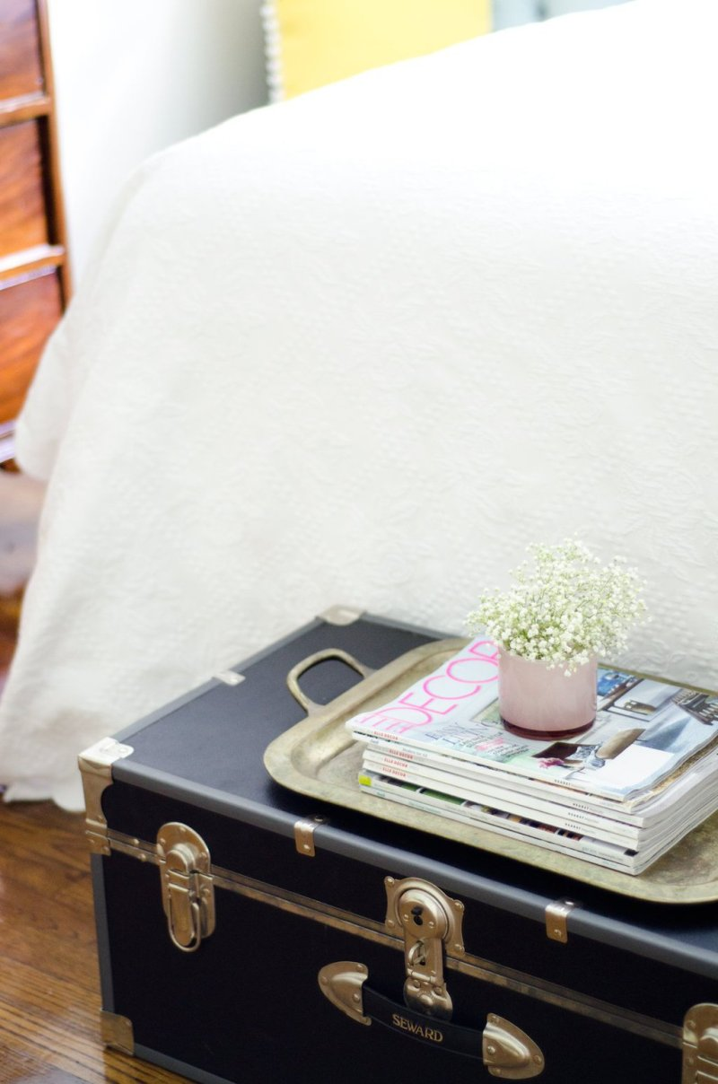Grace's Bedroom Makeover Reveal | Thou Swell