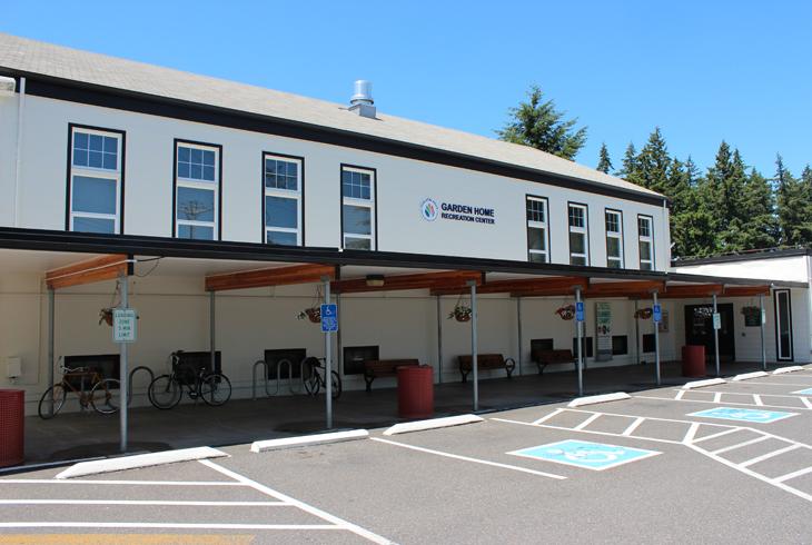 Garden Home Recreation Center - Garden Home Recreation Center   Thprd