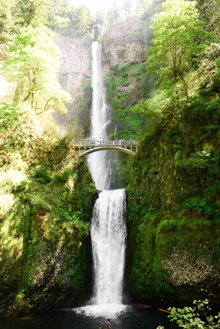 Maltnomah Falls Portland